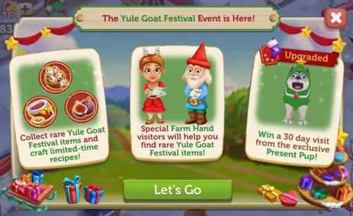 Yule Goat Festival