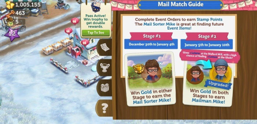 Mail Match 4