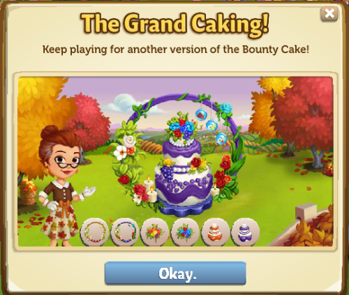 The Grand Caking 15