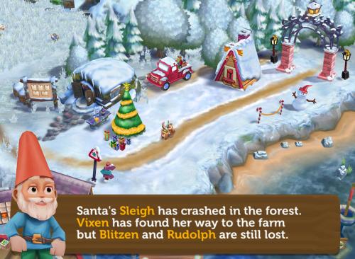 A Reindeer's Tale