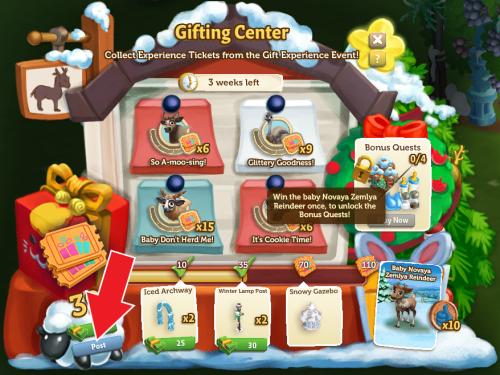 Gifting Center 9