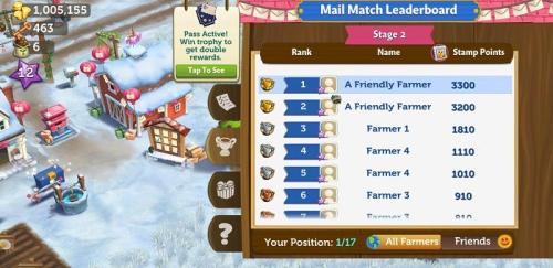 Mail Match 7