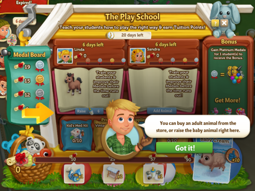 Play School 8