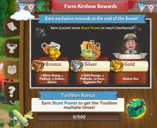 7 leaderboard rewards