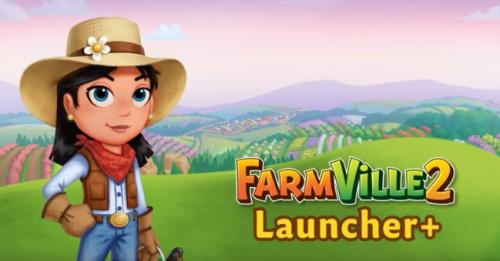 FarmVille 2 Launcher+