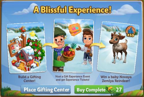 Gifting Center