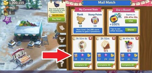 Mail Match 5