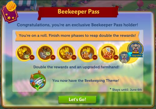 Beekeeper Pass